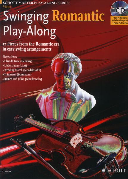 Schott Swinging Romantic Play (Vl)