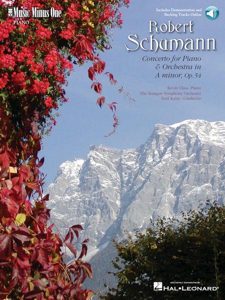 Music Minus One Schumann Klavierkonzert a-Moll