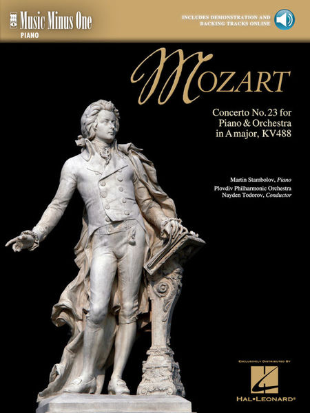 Music Minus One Mozart Concerto No.23 KV 488