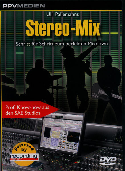 PPV Medien Stereo Mix DVD