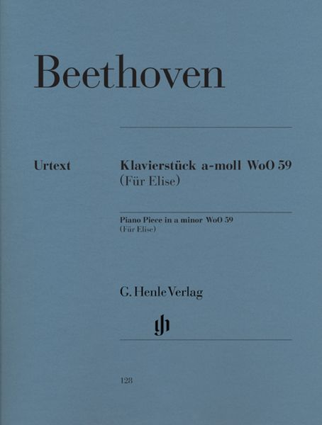 Henle Verlag Beethoven Für Elise