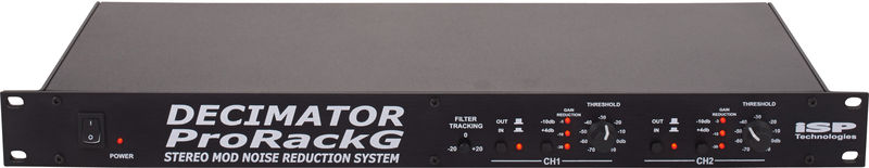 ISP Technologies Decimator Pro Rack G Stereo