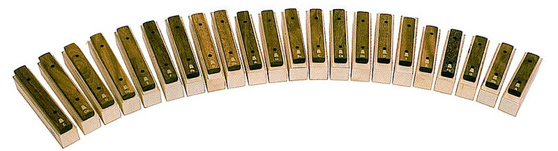 Goldon Soprano 22 Chime Bars 10609