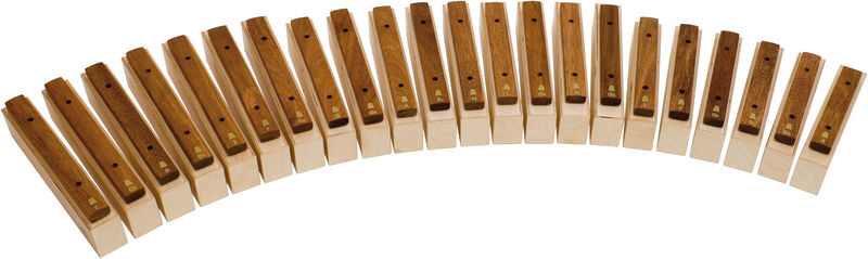 Goldon Alto 22 Chime Bar Set 10619