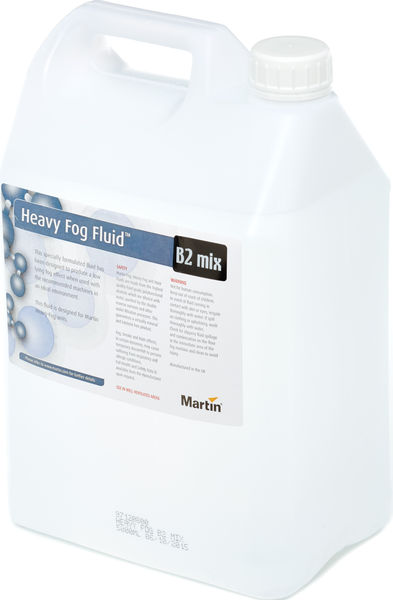 Jem Heavy Fog Fluid (B2 mix) 5l