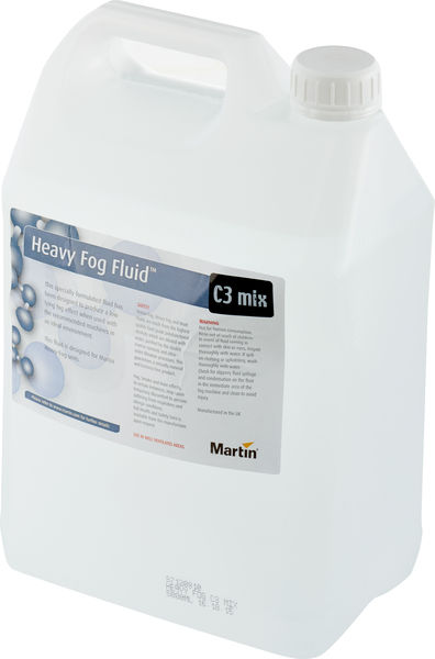 Jem Heavy Fog Fluid (C3 mix) 5l