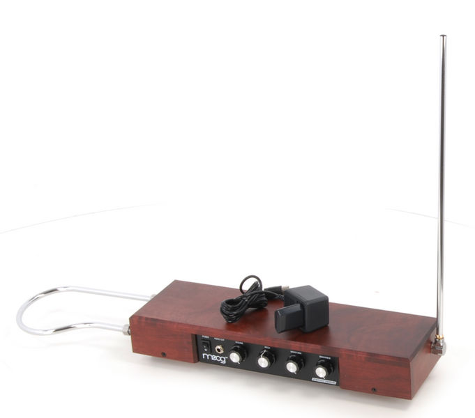 Moog Etherwave Theremin Cherry