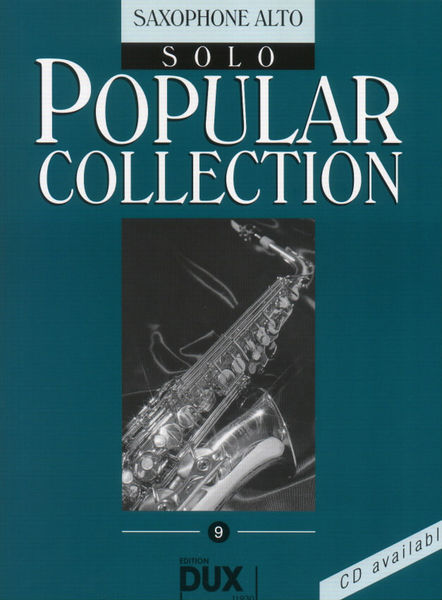 Edition Dux Popular Collection 9 (A-Sax)