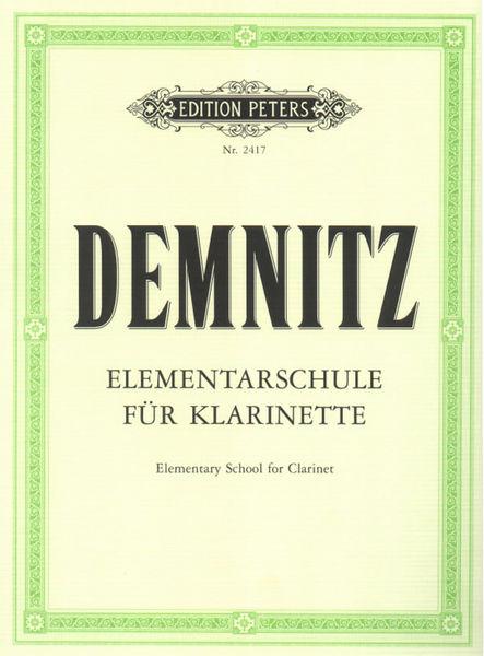 C.F. Peters Demnitz Elementarschule für Kl