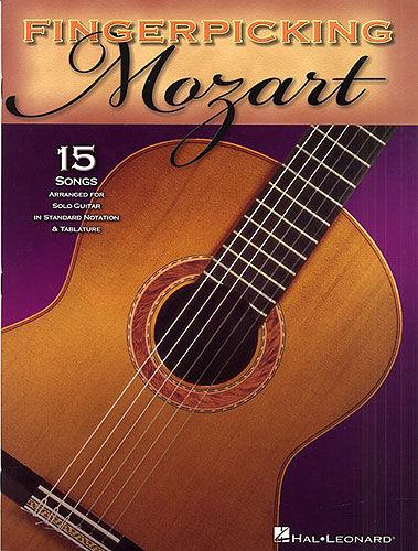 Hal Leonard Fingerpicking Mozart