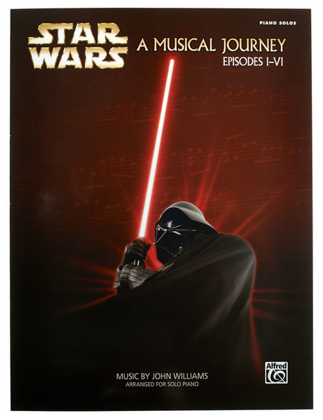 Alfred Music Publishing Star Wars Episodes I-VI