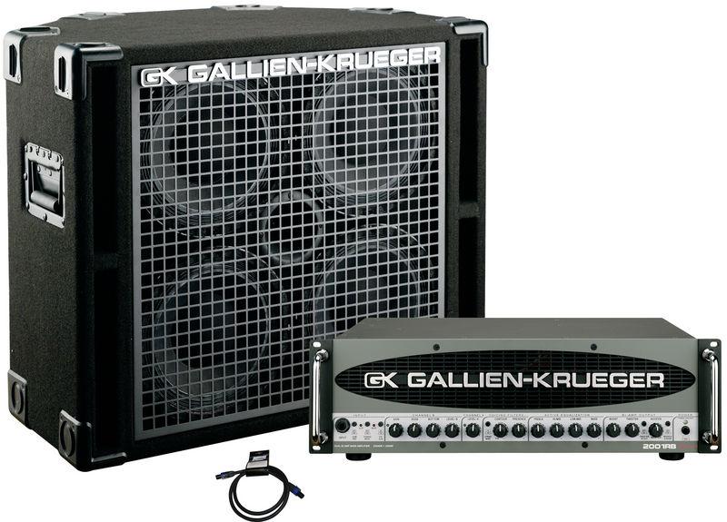 Gallien Krueger 2001 Fullstack