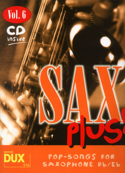 Edition Dux Sax Plus Vol.6