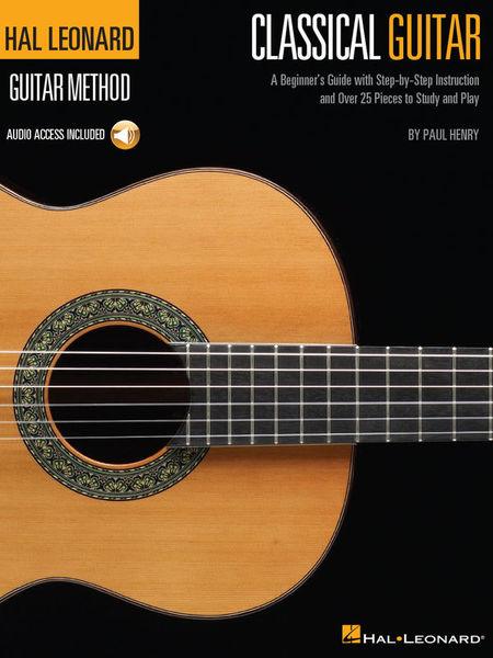 Classical Guitar School Hal Leonard