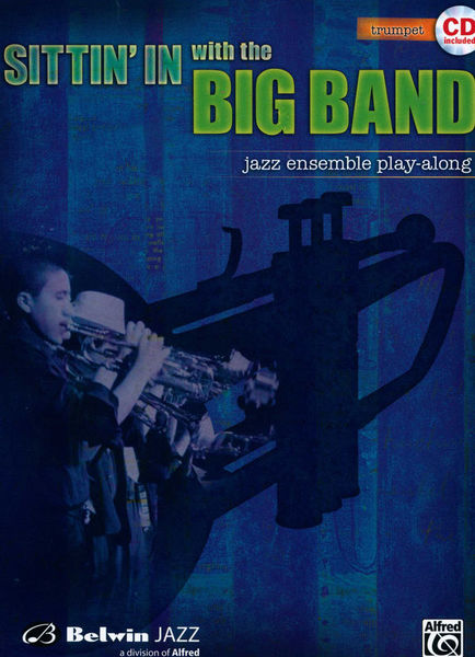 Belwin Jazz Sittin' In Big Band Trumpet