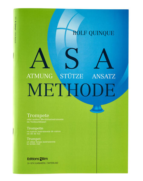 Editions Bim ASA Methode Trumpet