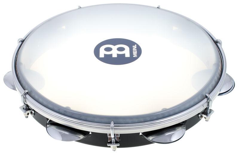 Meinl PA10ABS-BK Pandeiro Black