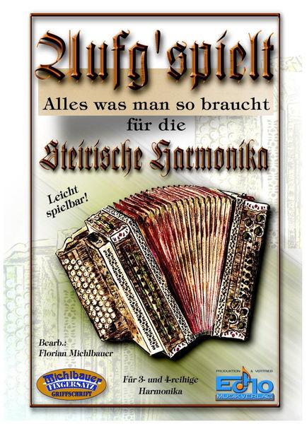 Echo Musikverlag Aufg'spielt