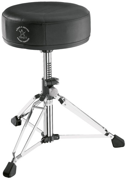 K&M 14007 Prof. Drum Throne Round
