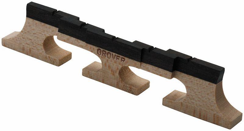 Grover GRB76 Tune-Kraft Banjo Bridge
