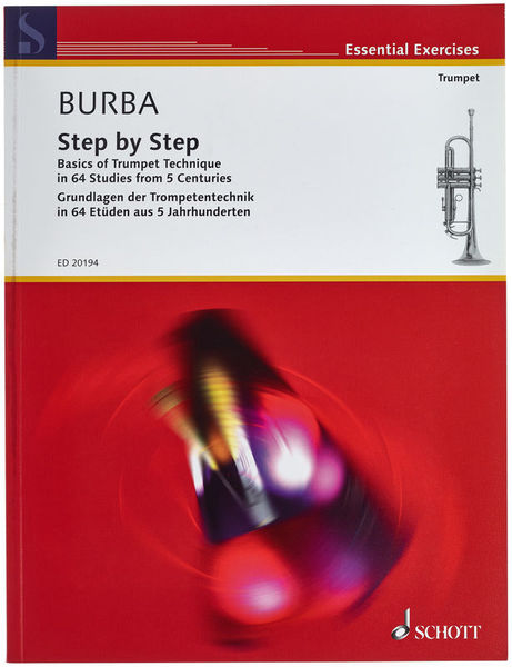 Schott Burba Step by Step Tr