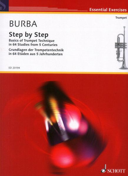 Schott Burba Step by Step Tr
