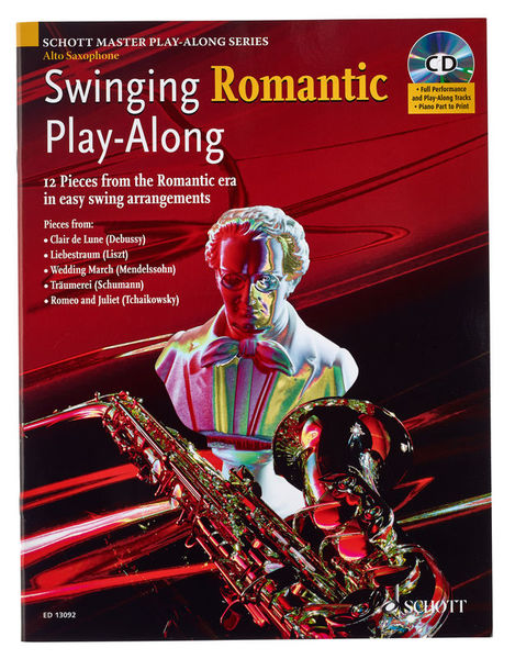 Swinging Romantic Play A-Sax Schott
