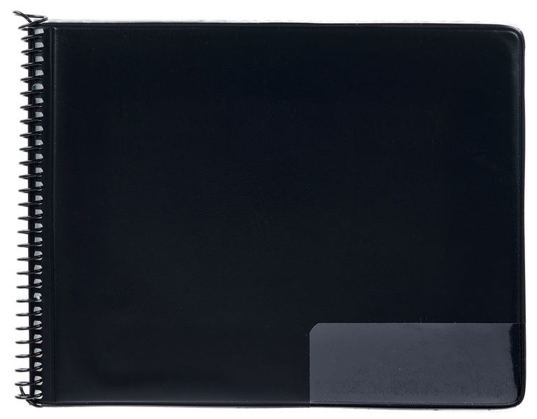 Star Marching Folder 246/15 Black