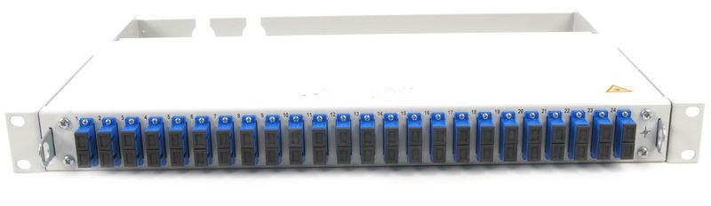 """Telegärtner LWL 24 SC-Duplex 19"""""""