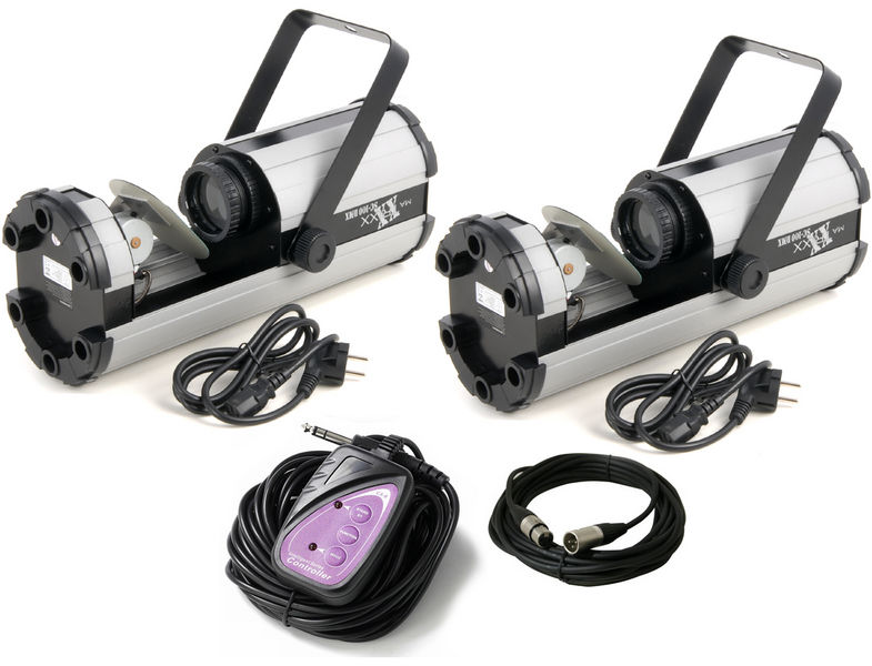 Stairville maTrixx SC-100 DMX LED Bundle