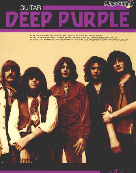 Faber Music Deep Purple Guitar Play-Along