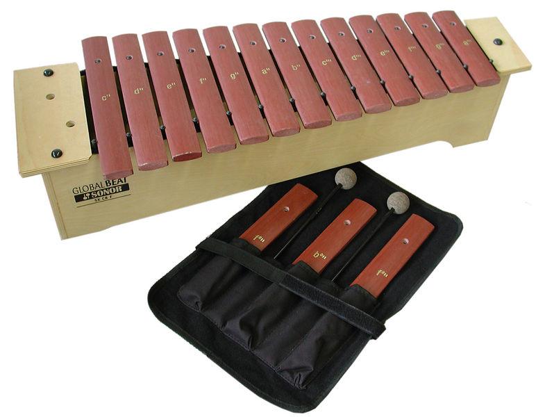 Sonor SX CB F Soprano Xylophone