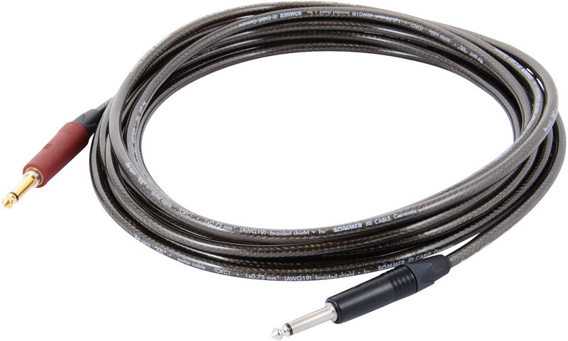 Sommer Cable Gitarrenkabel – Musikhaus Thomann
