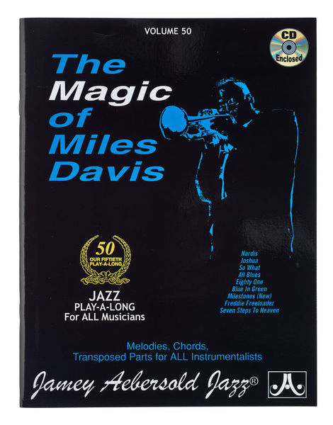 Jamey Aebersold Vol.50 Magic Of Miles Davis
