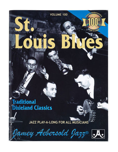 Vol.100 St. Louis Blues Jamey Aebersold