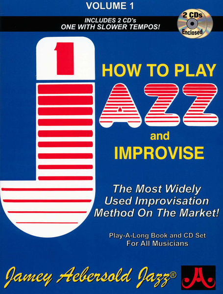 How To Play Jazz Improvise 1 E Jamey Aebersold