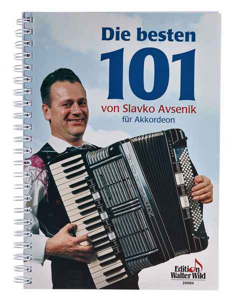 Edition Walter Wild Die besten 101 (Acc)