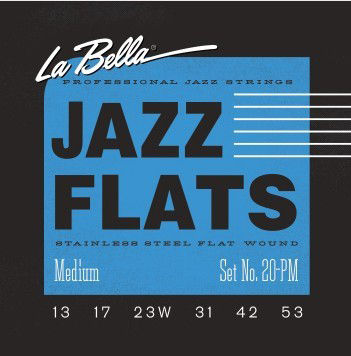 La Bella 20PM Jazz Flats