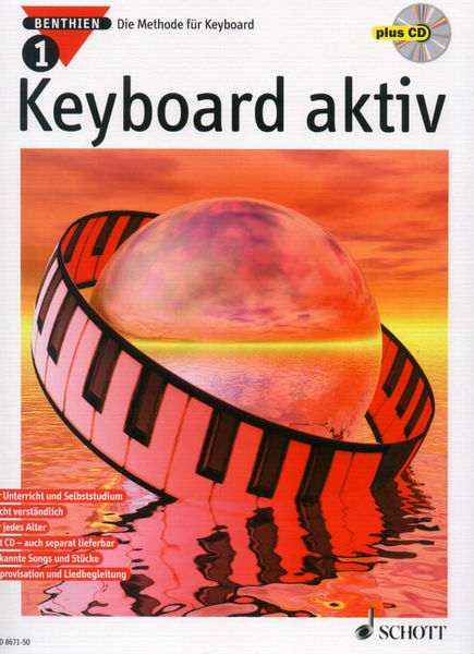 Schott Keyboard aktiv Vol.1 (CD)