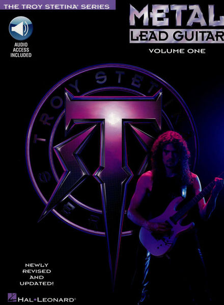 Hal Leonard Metal Lead Guitar Vol.1