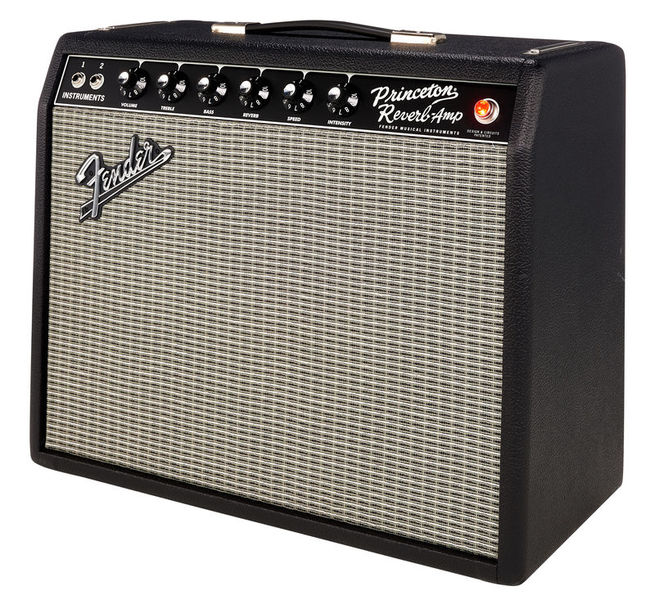 65 Princeton Reverb Fender