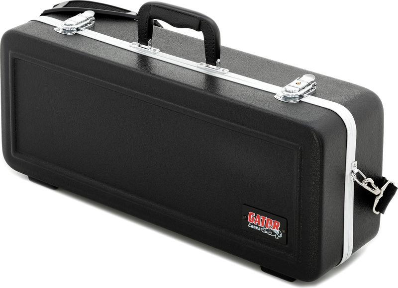 Gator ABS Deluxe Trumpet Case BK