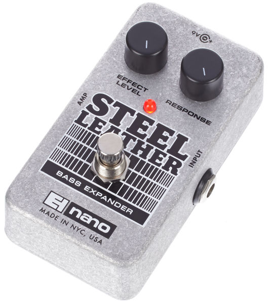 Electro Harmonix Nano Steel Leather