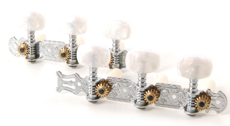 Harley Benton Concert Guitar Machine Heads