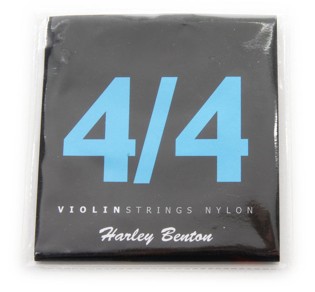 Harley Benton Violin Strings 4/4 Nylon