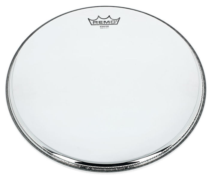"Remo 14"" Starfire Tom Tom Chrome"