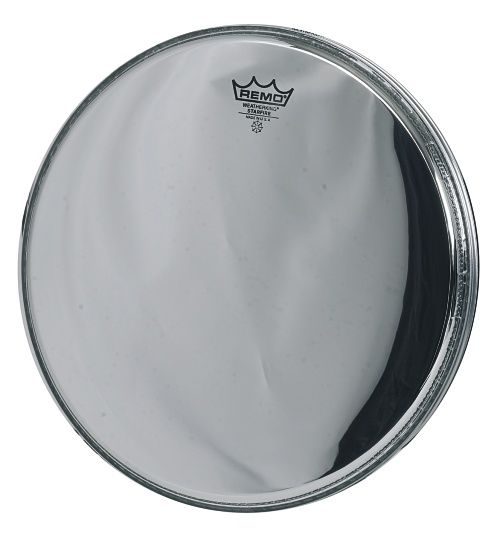 "Remo 20"" Starfire Bass Drum Chrome"
