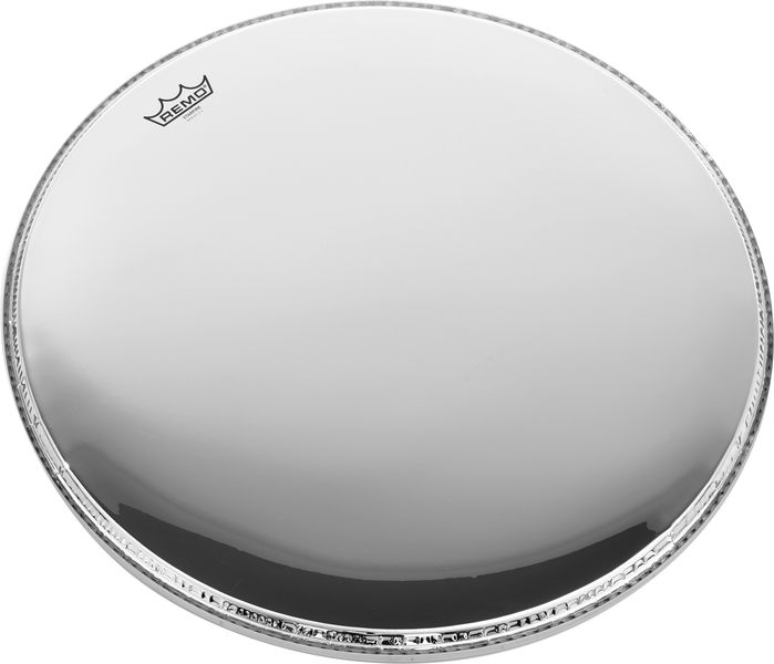 "Remo 22"" Starfire Bass Drum Chrome"