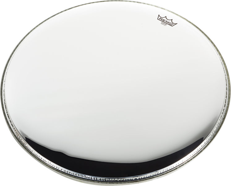 "Remo 24"" Starfire Bass Drum Chrome"