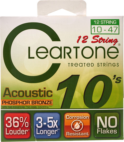 Cleartone CT 7410/12 EMP Acoustic Set